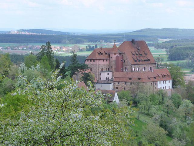 Schullandheim auf Burg Wernfels